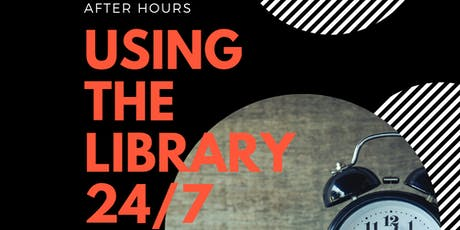 Using the Library 24/7 tickets