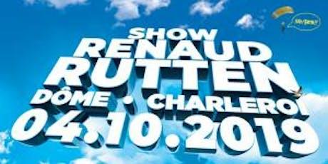 Renaud Rutten - Megalo Man Show tickets