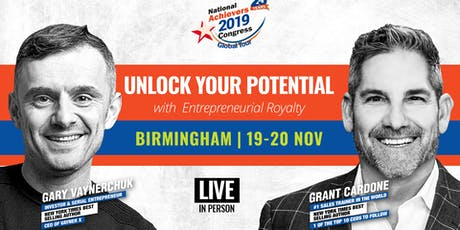 National Achievers Congress | Birmingham 2019 tickets