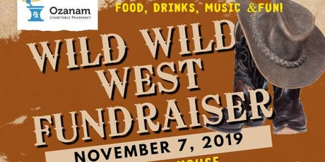 Wild Wild West Fundraiser Benefiting Ozanam Charitable Pharmacy  tickets