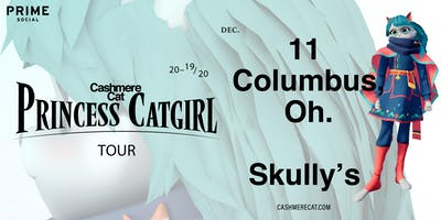 Cashmere Cat @ Skully's