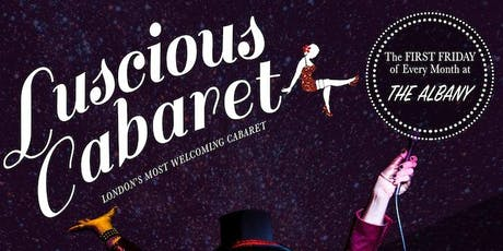 Luscious Cabaret tickets