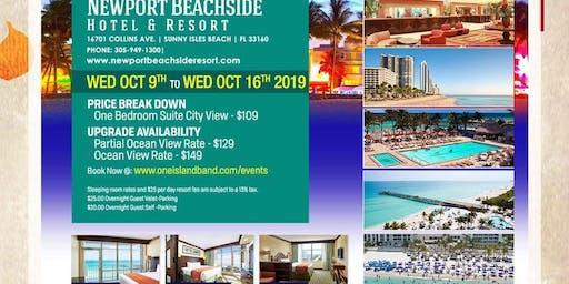 Miami Carnival Hotel Stay
