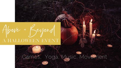 Above + Beyond - A Halloween Event tickets