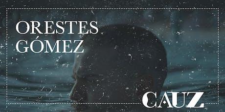 Orestes Gómez boletos