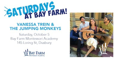 Vanessa Trein and the Jumping Monkeys at Bay Farm Montessori