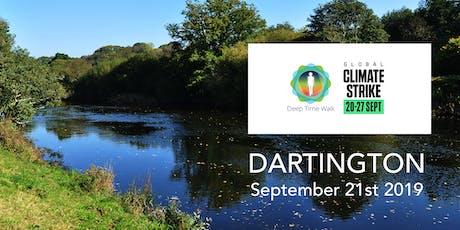 Global Climate Strike - Dartington Deep Time Walk tickets