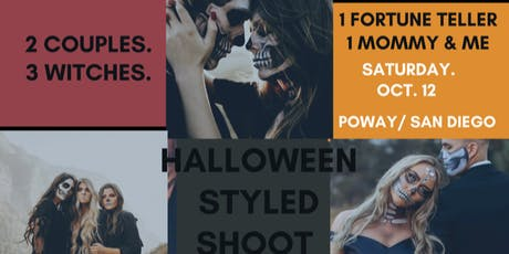 Halloween Styled Photography Shoot tickets