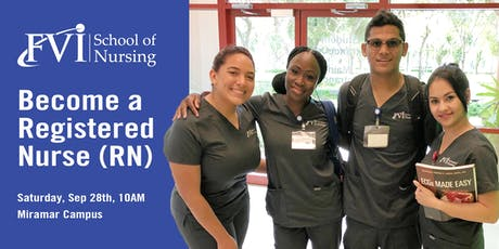 Thinking of Becoming a Registered Nurse? Now Is the Ideal Time! tickets