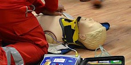 Corso Re-training Full D (BLSD + PBLSD) per personale Soccorritore/Sanitario biglietti