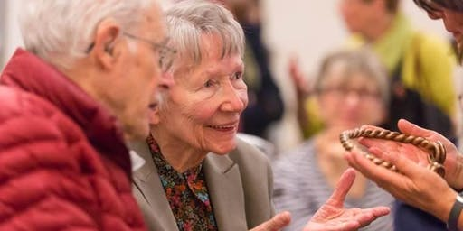 Age Friendly Museums Workshop & Sharing Session at The British Museum