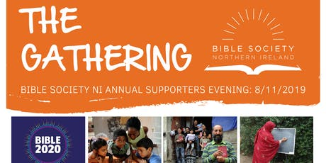The Gathering - Bible Society NI tickets