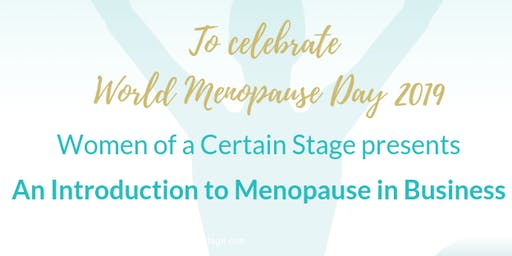 Menopause in Business 2019