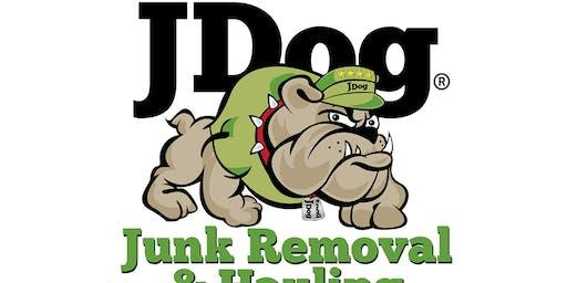 JDog Junk Removal & Hauling Akron Grand Opening