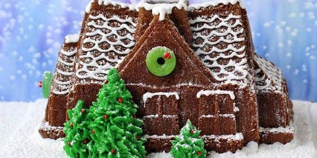 Gingerbread House Decorating with Grandma's tickets