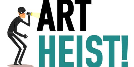Art Heist 2019 - Five Points Center for the Visual Arts tickets