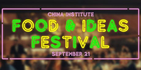Food and Ideas Festival tickets