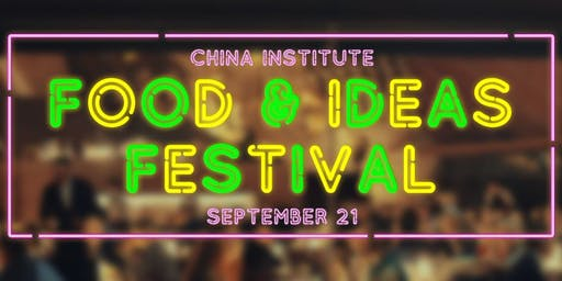 Food and Ideas Festival