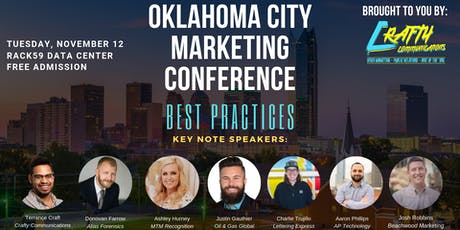 Oklahoma City Marketing Conference: Best Practices tickets