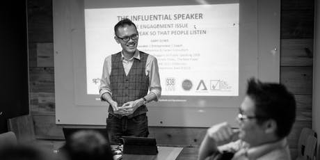 Public Speaking - The Art of Engagement: How to Speak so that People Listen tickets
