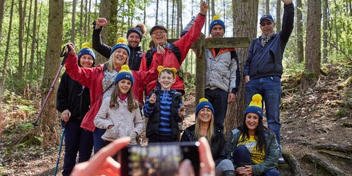 Countryfile Ramble for BBC Children in Need: Cotswold Outdoor, Exeter Darts Farm