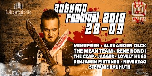 Autumn Festival 2019