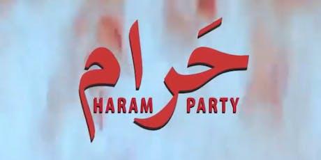 Haram Party [2] حرام بارتيى tickets