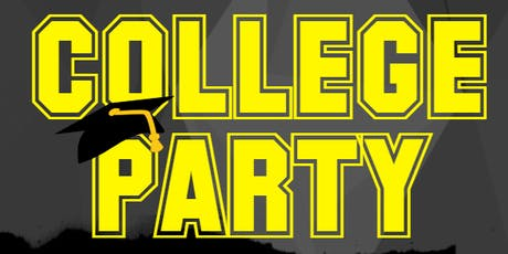 College Party ★ (Thurs-26th-September) tickets
