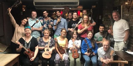 Ukulele Day With Bernadette and Vasko (19 and 20 October) Tickets