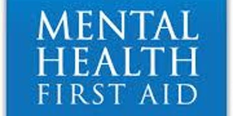 Mental Health First Aid Training (Two Day) tickets