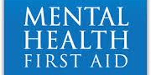 Mental Health First Aid Training (Two Day)