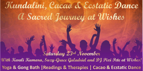 Kundalini, Cacao & Ecstatic Dance: A Sacred Journey tickets