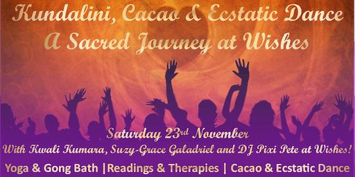 Kundalini, Cacao & Ecstatic Dance: A Sacred Journey