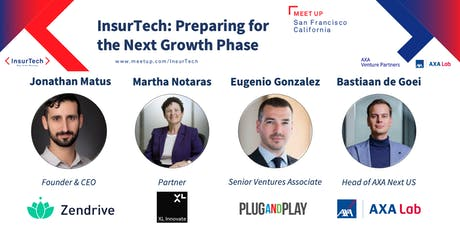 InsurTech: Preparing for the Next Growth Phase tickets
