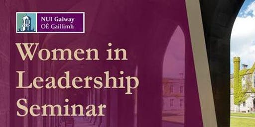 Athena SWAN Women in Leadership Seminar
