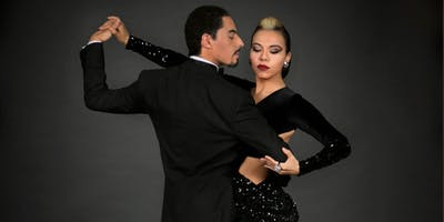 Tango Intensive Workshop by Guest Artists: Tomas Galvan and Gimena Herrera