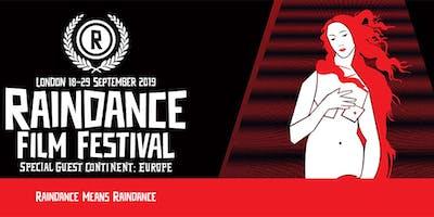 Raindance Film Festival 5 Film Carnet