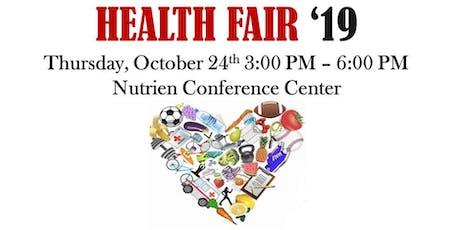 Nutrien Health Fair tickets