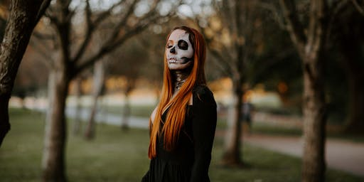 Back From the Dead - Halloween Photography Meetup