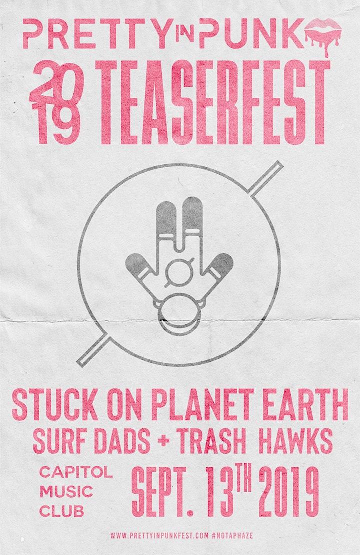 Pretty In Punk 2019 Teaserfest image