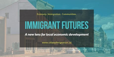 Webinar- Making the Case for Our Immigrant Future: Regional Perspectives tickets