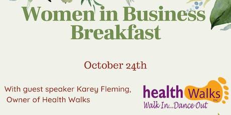 Women in Business Breakfast tickets