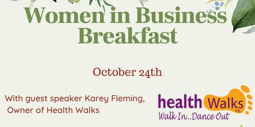 Women in Business Breakfast