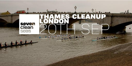 Big River Cleanup - River Thames