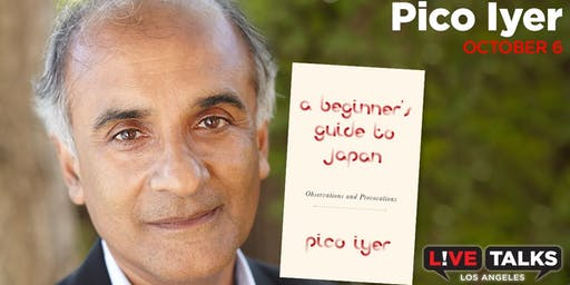 An Afternoon with Pico Iyer