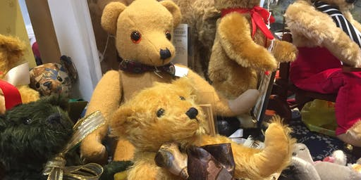 Fall Doll, Bear & Folk Art Show Steiff Trunk Show