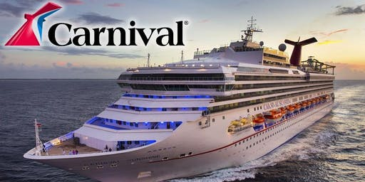 You're Invited to a Choose Fun with Carnival Cruise Line Presentation
