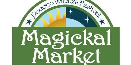 Magickal Market at The Pocono Witches Festival