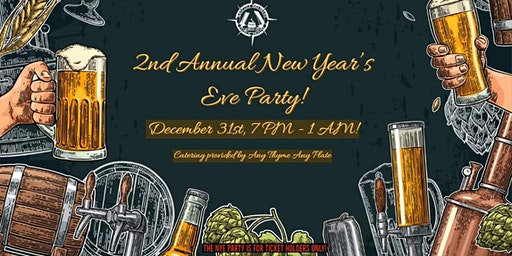2nd Annual New Year's Eve Party