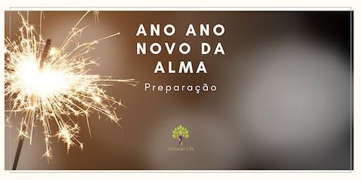 Ano novo da alma   Gravação